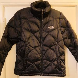 North Face Women's 505 Black Ski Jacket